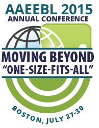 AAEEBL Annual Conference Logo 2015
